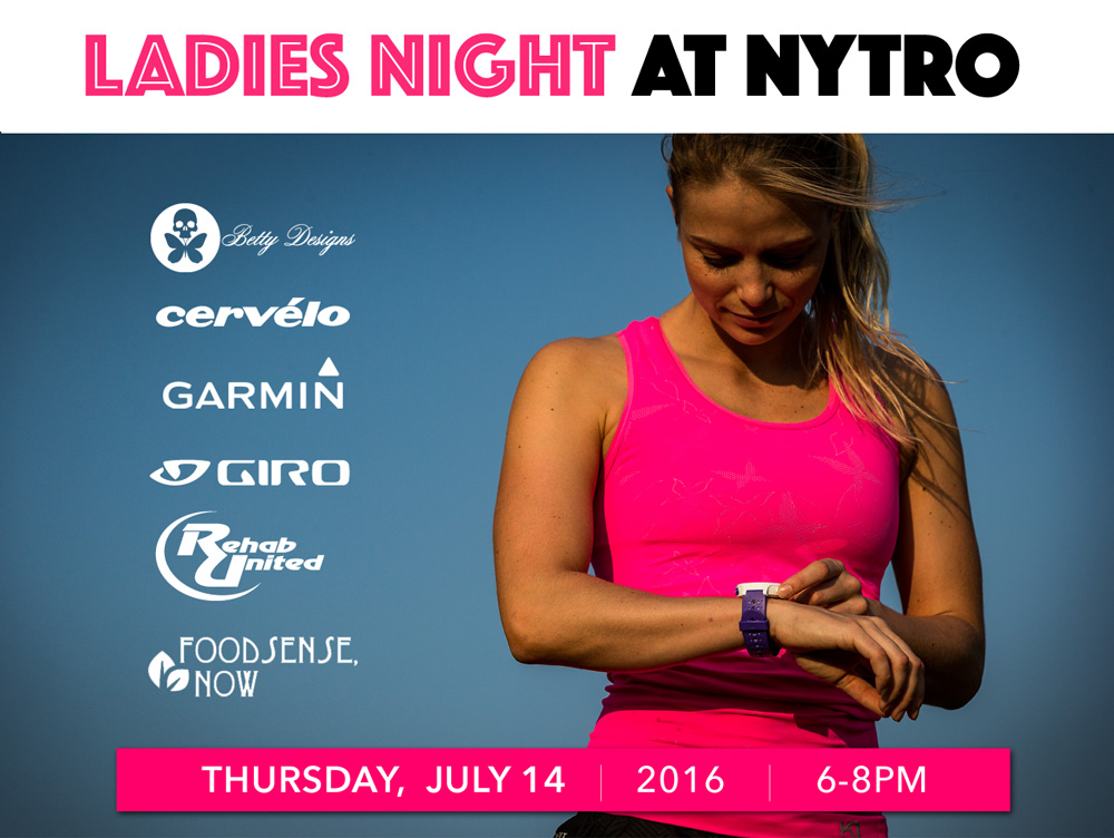 LADIES NIGHT AT NYTRO
