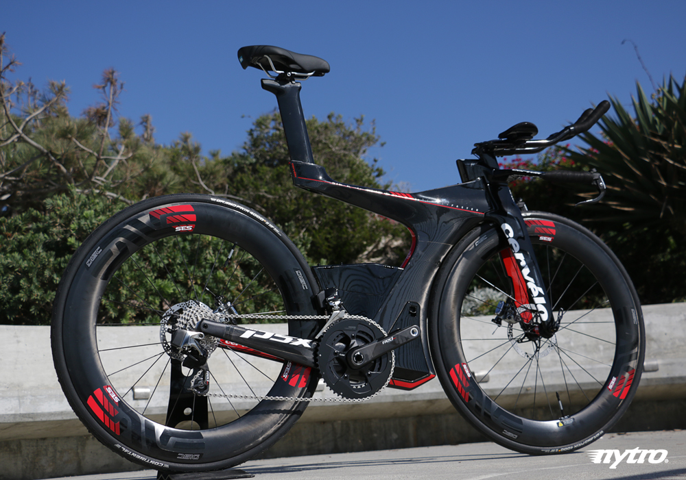 New Cervélo P5x